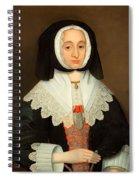 Mrs Lucy Hutchinson, C.1643 Spiral Notebook