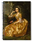 Mrs. Mary Chauncey Spiral Notebook
