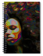 Ms Alt-titude Spiral Notebook