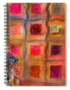 Ms Cool Goes Window Watching In Color Spiral Notebook
