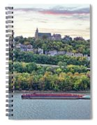 Mt Adams Cincinnati 9919 Spiral Notebook
