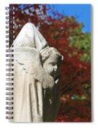 Mt Auburn Cemetery 8 Spiral Notebook