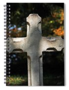 Mt Auburn Cemetery 9 Spiral Notebook