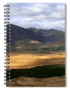 Mt. Brandon Panorama Spiral Notebook