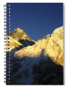 Mt Everest Spiral Notebook
