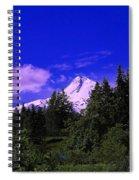 Mt Hood  Spiral Notebook