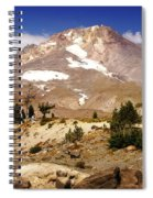 Mt. Hood Spiral Notebook