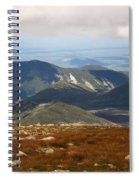 Mt. Katahdin Tablelands Spiral Notebook
