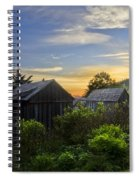 Mt Leconte Before Dawn Spiral Notebook