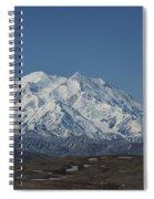 Mt Mckinley Spiral Notebook
