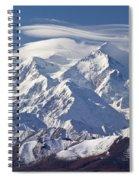 Mt. Mckinley Spiral Notebook