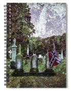 Mt Olivet Rebel Spiral Notebook
