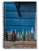 Mt Pleasant Seafood Spiral Notebook