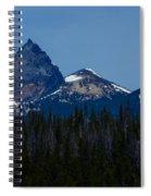 Mt. Thielsen Spiral Notebook