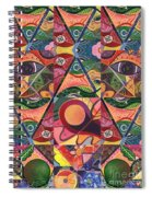 Much More Than A Face - A Joy Of Design Series Compilation Spiral Notebook