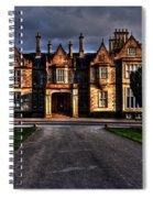 Muckross House - Killarney National Park - Ireland Spiral Notebook