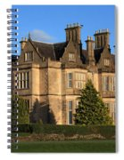 Muckross House, Killarney National Park Spiral Notebook