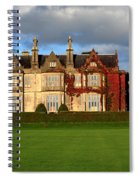 Muckross House - Killarney Spiral Notebook