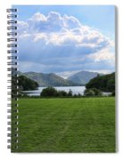 Muckross Lake 7633 Spiral Notebook