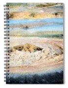 Mud Geyser Yellowstone Np 1928 Spiral Notebook