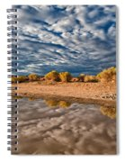 Mud Puddle Spiral Notebook