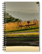 Muddy Pond Field Spiral Notebook
