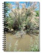 Muddy River Spiral Notebook