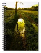 Mudhole Mirror Spiral Notebook