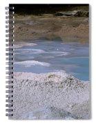 Mudpots Area I I I Spiral Notebook