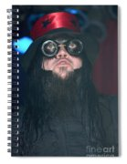 Mudvayne Spiral Notebook