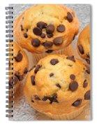 Muffin Tops 2 Spiral Notebook
