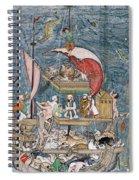 Mughal - Noah's Ark Spiral Notebook