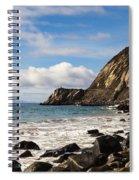 Mugu Rock Spiral Notebook
