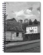 Mugulpin House 10338 Spiral Notebook