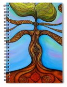 Muladhara Spiral Notebook