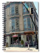 Mulberry Street Spiral Notebook