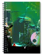 Mule #11 Enhanced Image Spiral Notebook