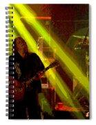 Mule #12 Enhanced 4 Spiral Notebook