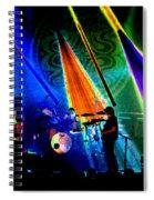 Mule #13 Enhanced Image 2 Spiral Notebook