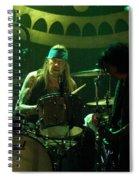 Mule #15 Spiral Notebook
