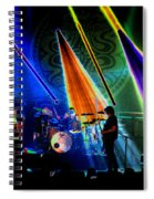 Mule #35 Psychedelically Enhanced Spiral Notebook