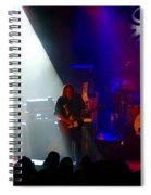 Mule #4 Enhanced Image Spiral Notebook