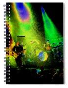 Mule #7 Enhanced Image In Cosmicolor Spiral Notebook
