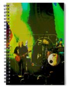 Mule #8 Psychedically Enhanced Image Spiral Notebook