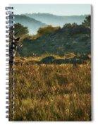 Mule Deer At De Weese Reservoir Spiral Notebook
