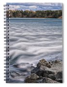 Mulholland Point Lighthouse Spiral Notebook