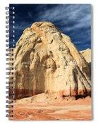 Multi-colored Mound Spiral Notebook