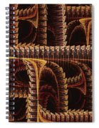 Multidimensional Passages Spiral Notebook