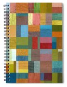 Multiple Exposures Ll Spiral Notebook