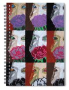 Multiple Personalities Spiral Notebook